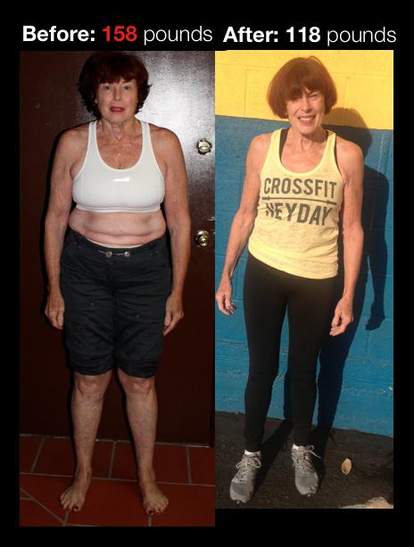 San Pedro Crossfit weight loss