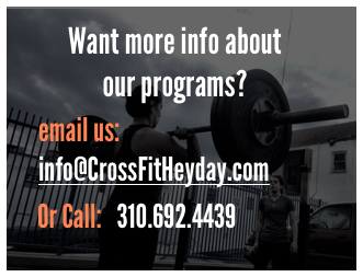 san pedro crossfit info contact